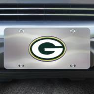 Green Bay Packers Diecast License Plate