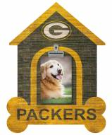 Green Bay Packers Dog Bone House Clip Frame