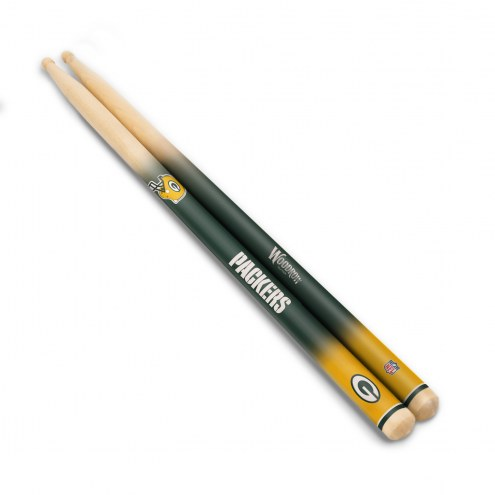 Green Bay Packers Drum Sticks