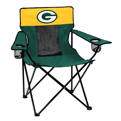 Green Bay Packers Elite Tailgating Chair
