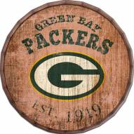 "Green Bay Packers Established Date 16"" Barrel Top"