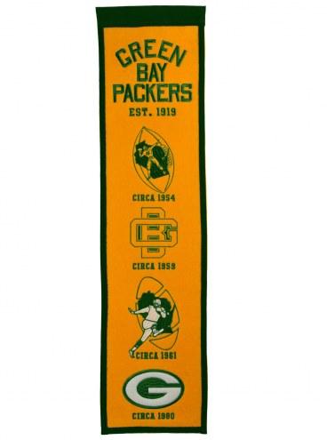 Green Bay Packers Fan Favorite Banner