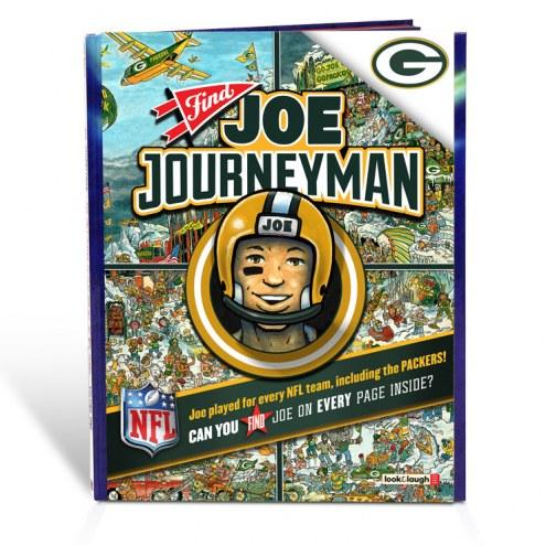Green Bay Packers Find Joe Journeyman Book
