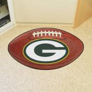 Green Bay Packers Football Floor Mat