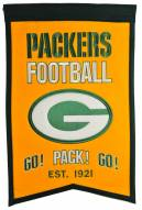 Green Bay Packers Franchise Banner