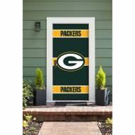 Green Bay Packers Front Door Cover