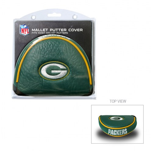Green Bay Packers Golf Mallet Putter Cover
