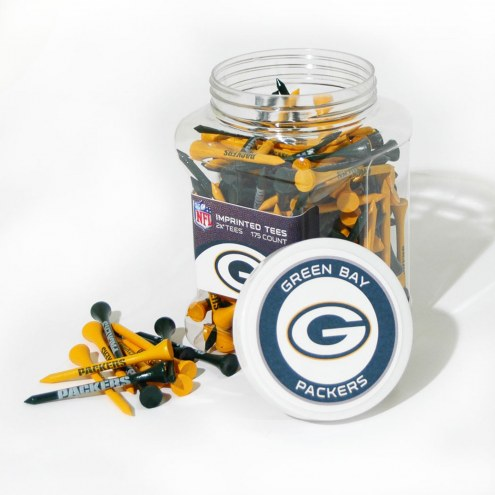 Green Bay Packers 175 Golf Tee Jar