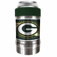 Green Bay Packers Green 12 oz. Locker Vacuum Insulated Can Holder