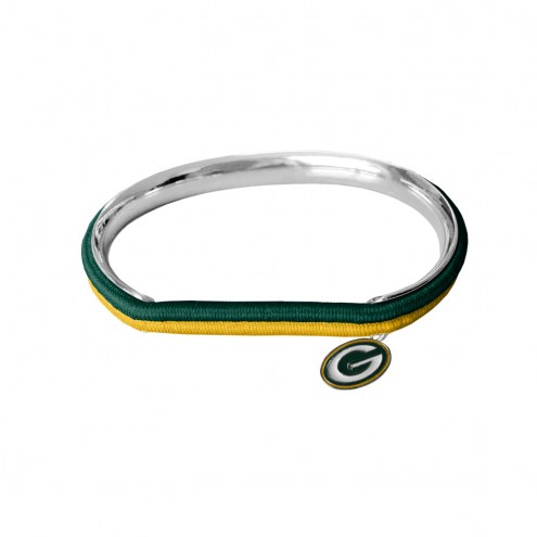 Green Bay Packers Hair Tie Bangle