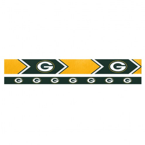 Green Bay Packers Headband Set