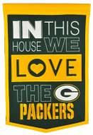 Green Bay Packers Home Banner
