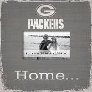 Green Bay Packers Home Picture Frame