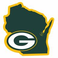 "Green Bay Packers Home State 11"""" Magnet"