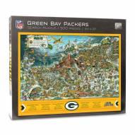 Green Bay Packers Joe Journeyman Puzzle