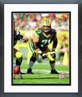 Green Bay Packers Josh Sitton Action Framed Photo