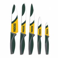 Green Bay Packers Kitchen Knives