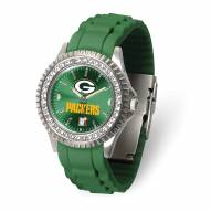 Green Bay Packers Sparkle Women's Watch