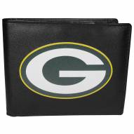 Green Bay Packers Large Logo Bi-fold Wallet