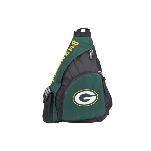 Green Bay Packers Leadoff Sling Backpack