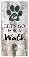 Green Bay Packers Leash Holder Sign