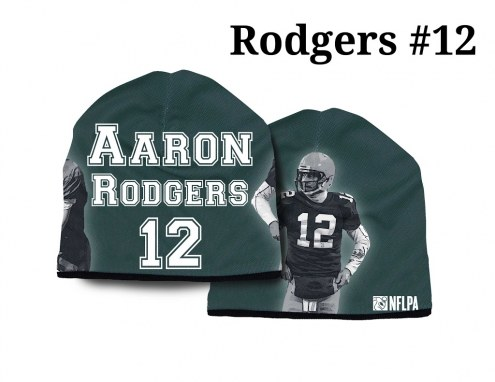 Green Bay Packers Lightweight Aaron Rodgers Beanie