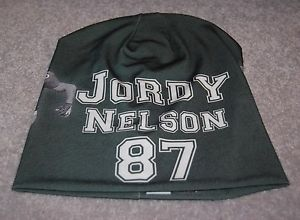 Green Bay Packers Lightweight Jordy Nelson Beanie
