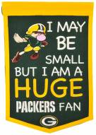 Green Bay Packers Lil Fan Traditions Banner