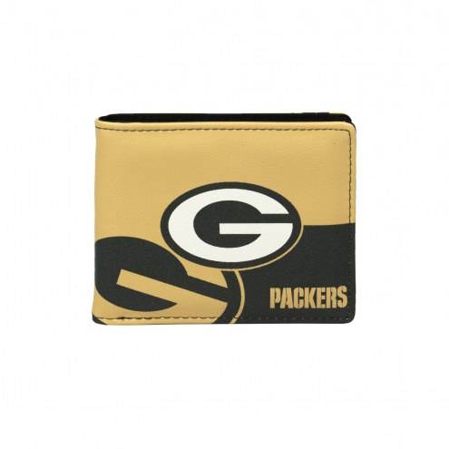 Green Bay Packers Bi-Fold Wallet