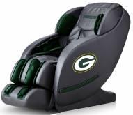 Green Bay Packers Luxury Zero Gravity Massage Chair