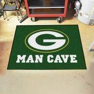 Green Bay Packers Man Cave All-Star Rug