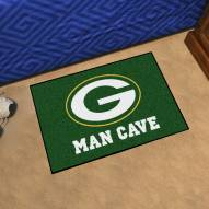 Green Bay Packers Man Cave Starter Mat