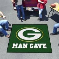 Green Bay Packers Man Cave Tailgate Mat