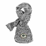 Green Bay Packers Marled Scarf