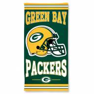 Green Bay Packers McArthur Beach Towel