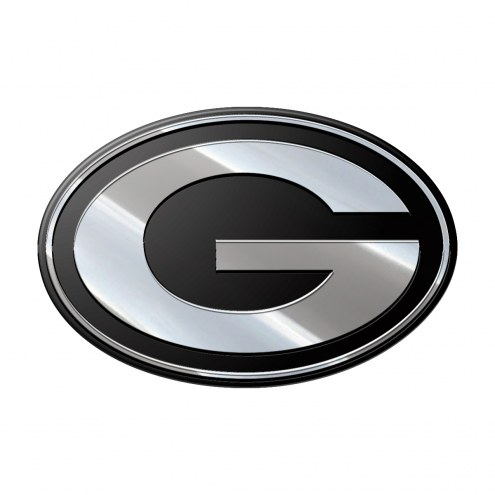 Green Bay Packers Metal Car Emblem
