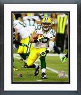 Green Bay Packers Micah Hyde Action Framed Photo