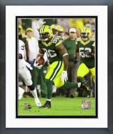 Green Bay Packers Mike Neal Action Framed Photo