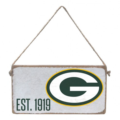 Green Bay Packers Mini Plank
