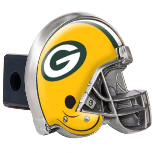 Green Bay Packers NFL Football Helmet Trailer Hitch Cover