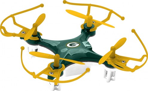Green Bay Packers NFL Micro Quadcopter Drone