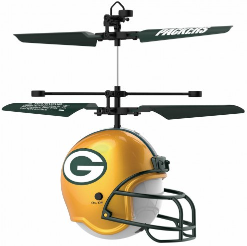 Green Bay Packers NFL RC Helmet Flyer