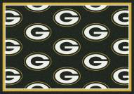 Green Bay Packers NFL Repeat Area Rug