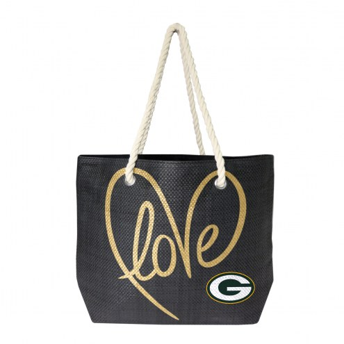 Green Bay Packers Rope Tote