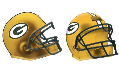 Green Bay Packers NFL Talking & Counting Bank