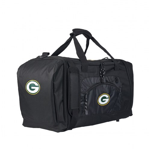 Green Bay Packers Roadblock Duffle Bag