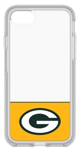 Green Bay Packers OtterBox iPhone 8/7 Symmetry Clear Case