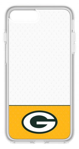 Green Bay Packers OtterBox iPhone 8 Plus/7 Plus Symmetry Clear Case