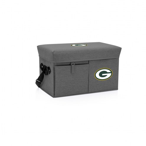 Green Bay Packers Ottoman Cooler & Seat