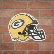 Green Bay Packers Outdoor Helmet Graphic